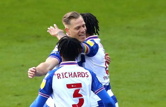 Reading 2-0 Nottingham Forest: Lucas Joao and Michael Morrison help Royals cruise past 10-man Forest
