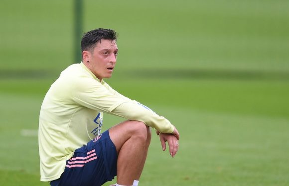 Three players Arsenal boss Mikel Arteta could sign to replace Mesut Ozil
