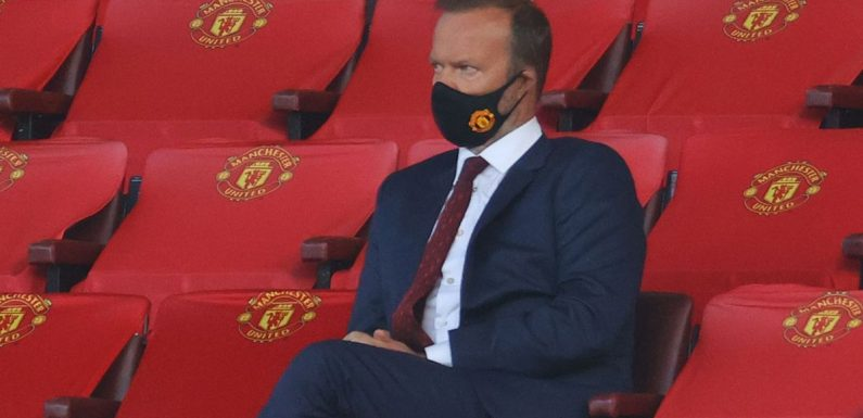 Ed Woodward confirms Man Utd's priority for 2021 while dropping hint on spending