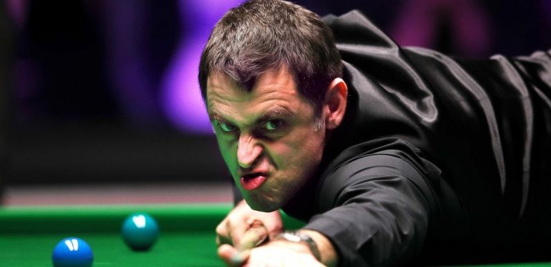 Ronnie O'Sullivan loves 'Kloppy' and Liverpool as snooker star admits soft spot