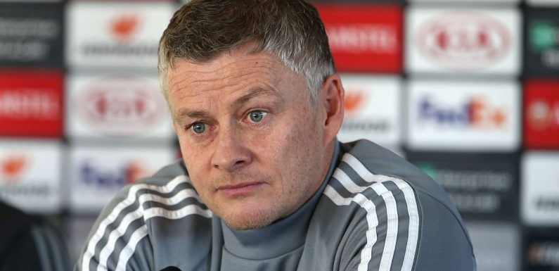 Ole Gunnar Solskjaer's Man Utd players who are free to go as squad is trimmed