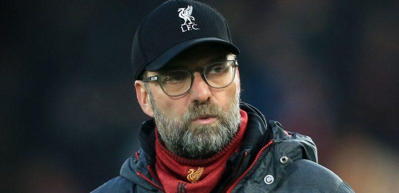 Klopp urged to make 'killer' Liverpool selection vs Man Utd at Anfield