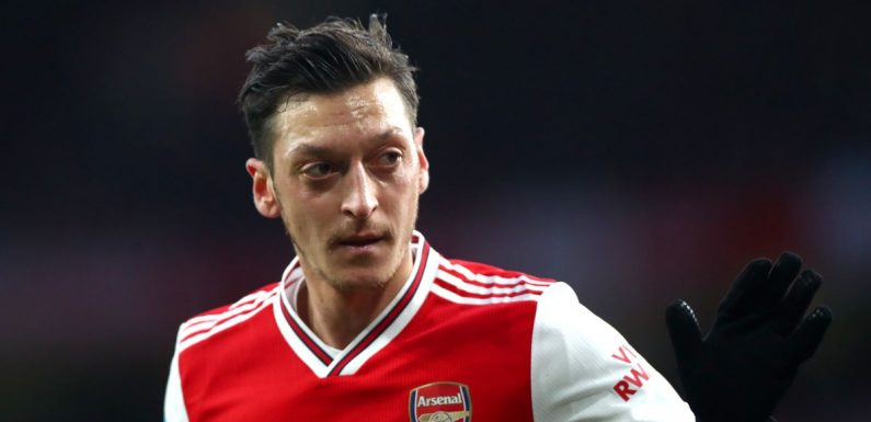Transfer rumours rated as Ozil to walk away from £7m and Liverpool eye defender