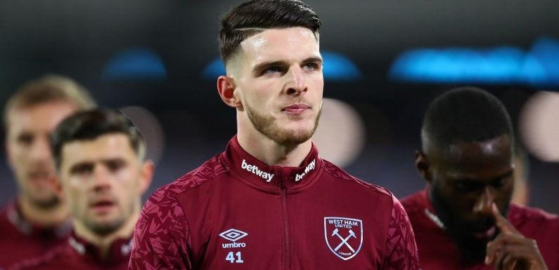 West Ham told exactly how to fend off Chelsea transfer interest in Declan Rice