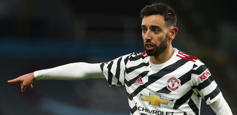 Fernandes shouldn't worry Liverpool as stats suggest Man Utd star could suffer