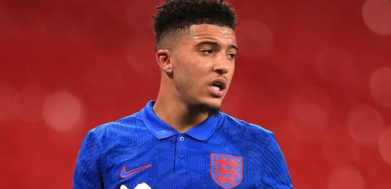 Man Utd considering change in Sancho transfer stance after bungled summer deal