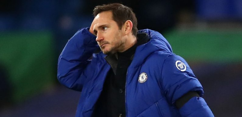 Under-fire Lampard does not want special Chelsea treatment from Abramovich