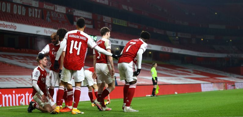 Mikel Arteta believes Arsenal academy star can become the next Jadon Sancho
