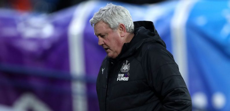 Steve Bruce's repeated Newcastle excuses are wearing thin after latest loss