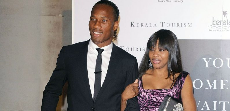 Chelsea legend Drogba's marriage over after intimate video with another woman