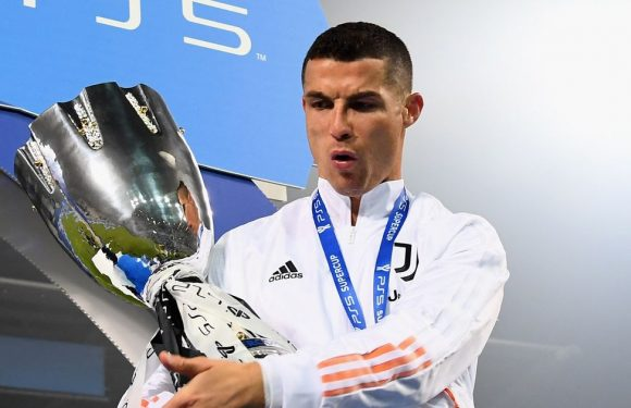 Ronaldo turns down £5.3million-a-year deal to become 'face of Saudi Arabia'