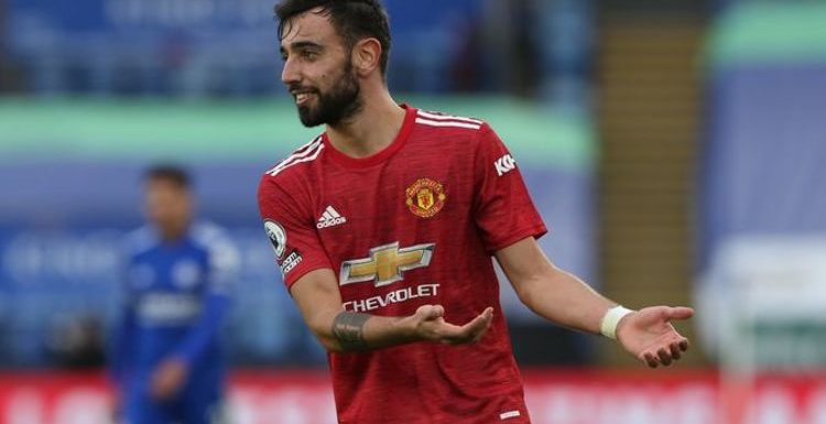 Manchester United eye January signing to have same impact as Bruno Fernandes in title tilt