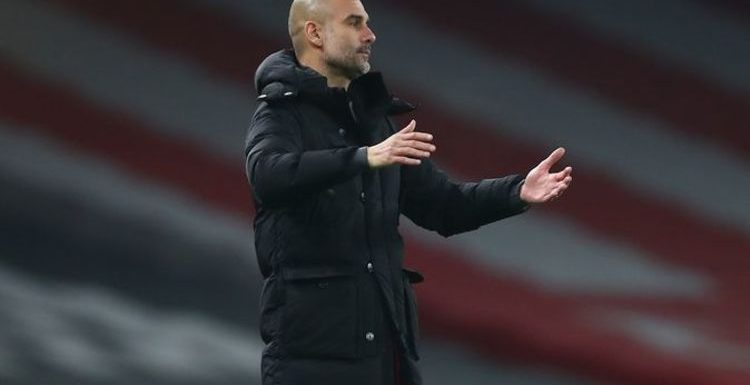 Man City boss Guardiola speaks out on Man Utd challenging Liverpool – 'I'm not concerned'