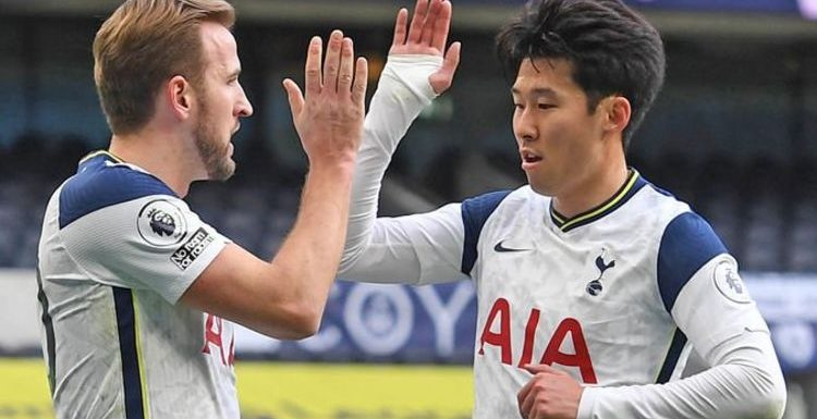 Tottenham boss Jose Mourinho makes Harry Kane and Son Heung-Min admission – 'Special'