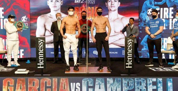 Luke Campbell live stream: How to watch Ryan Garcia vs Luke Campbell boxing fight online