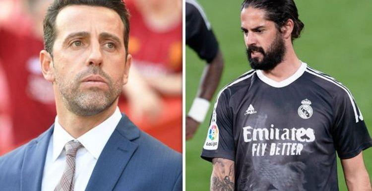 Arsenal transfer chief Edu must forget Isco deal because Arteta already has perfect No 10