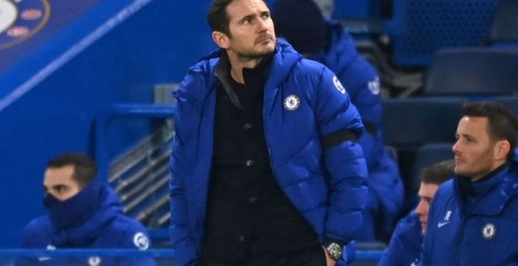 Chelsea board and Marina Granovskaia 'really disappointed' as Frank Lampard under pressure