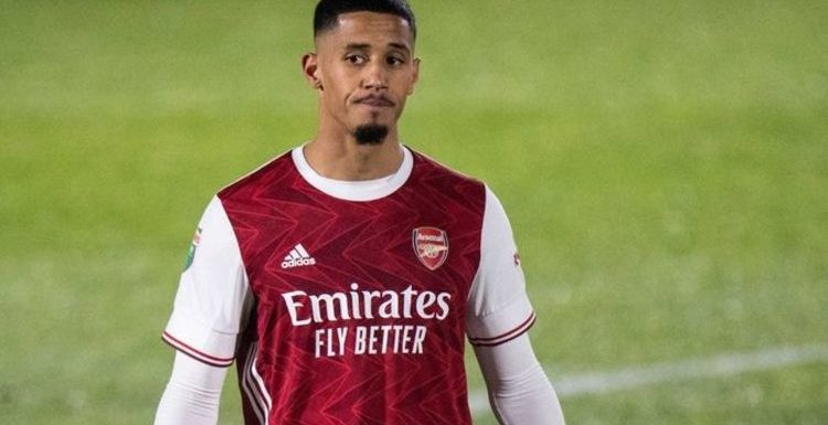 Arsenal 'agree William Saliba loan' with medical this morning but Gunners avoid clause