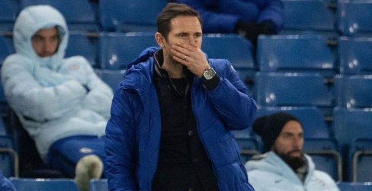 Chelsea owner Roman Abramovich tipped to avoid Frank Lampard sack in dressing room claim