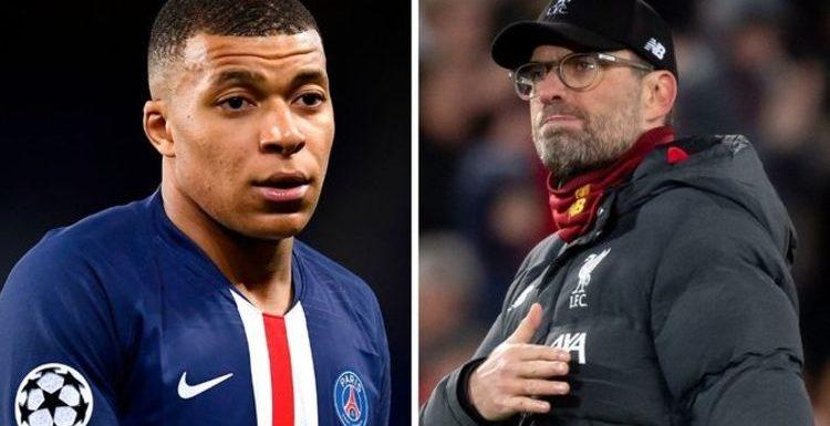 Liverpool boss Jurgen Klopp 'contacts' Kylian Mbappe again after 2017 failed transfer