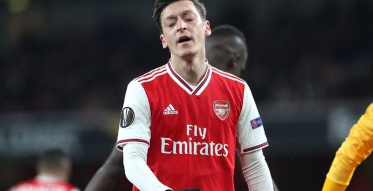 Arsenal keen for two stars close to Mesut Ozil to seal January exits with deals 'expected'