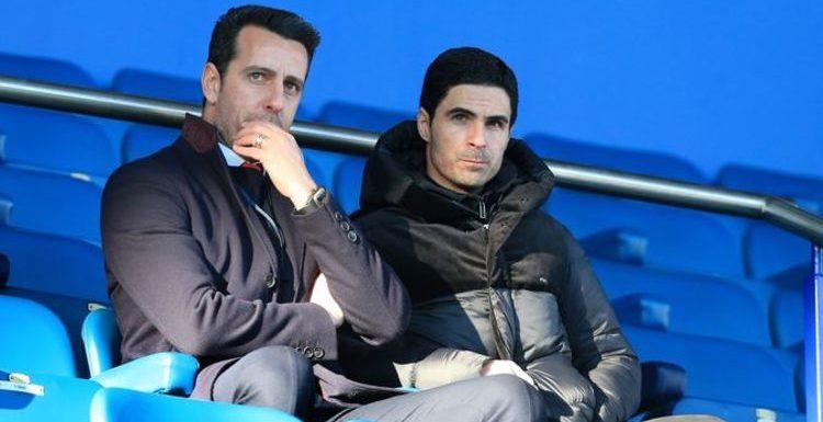 Edu and Mikel Arteta's Arsenal transfer hesitation holding up Brandt, Isco or Buendia bid