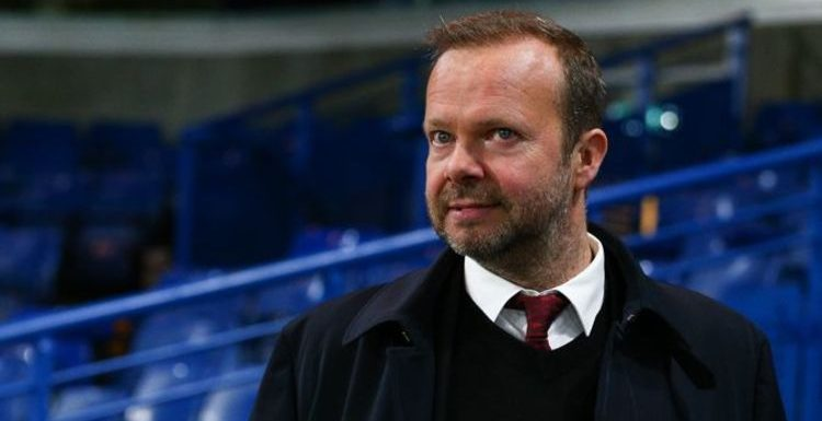 Highest-paid Premier League director revealed: Man Utd's Ed Woodward tops list