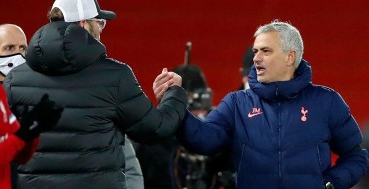 Liverpool backroom staff's gesture to Marine to help them cause FA Cup upset vs Tottenham
