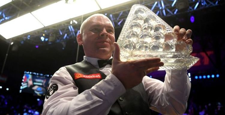 Masters snooker draw: Full schedule for Masters snooker 2021