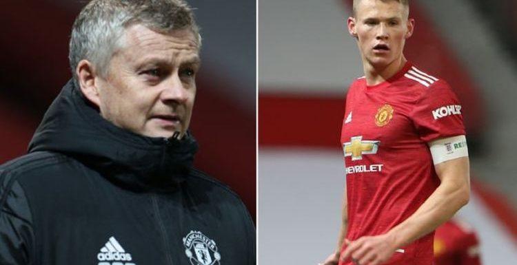 Man Utd boss Ole Gunnar Solskjaer urged by Rio Ferdinand to 'build around' leading star
