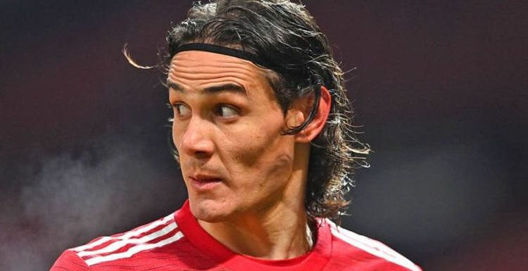 Manchester United may have a 'younger Edinson Cavani' already at Old Trafford