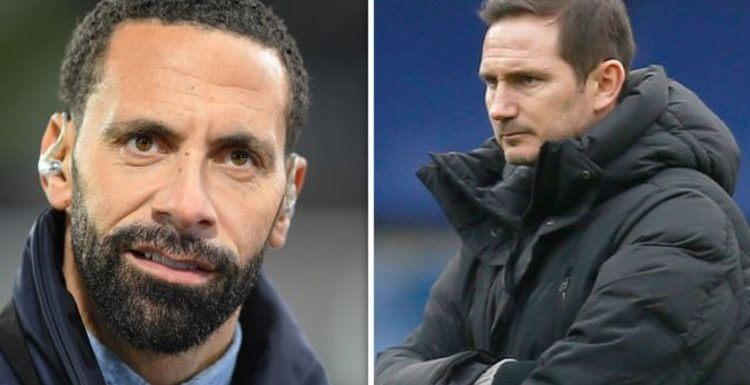 Rio Ferdinand sends Frank Lampard message to Chelsea owner Roman Abramovich