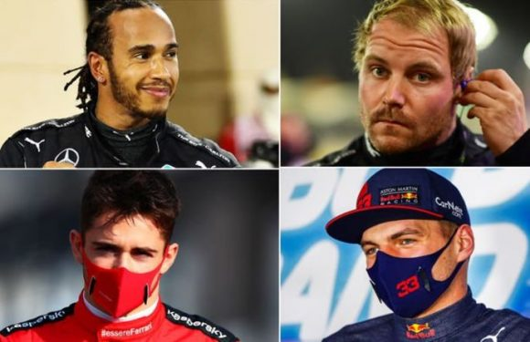 F1 drivers 2021: Confirmed stars and teams for the new season – will Lewis Hamilton race?