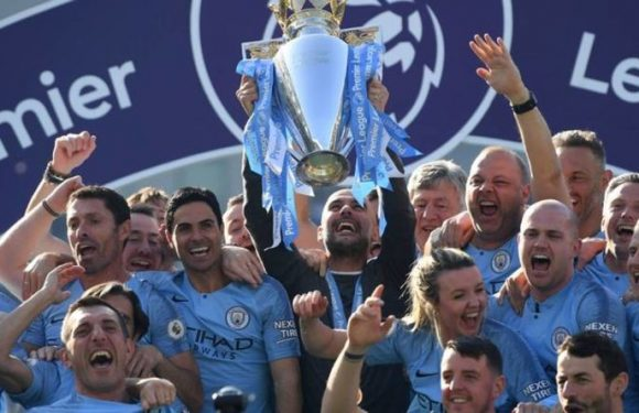Premier League final table predicted as Man City beat Liverpool, Chelsea and Arsenal flop