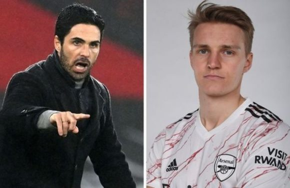 Arsenal have two Martin Odegaard issues Mikel Arteta must address after loan confirmation