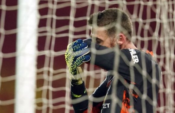 Man Utd fans 'robbed' after David De Gea decision contradicts disallowed goal