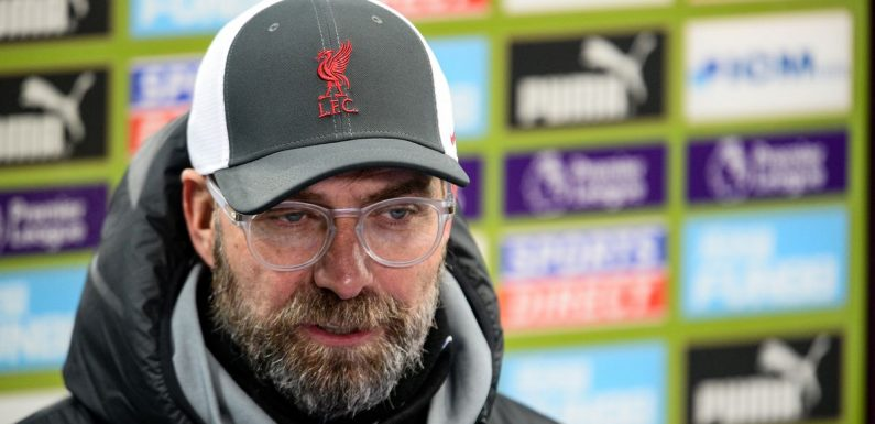 Liverpool's Klopp accused of attempting to influence referee for Man Utd clash