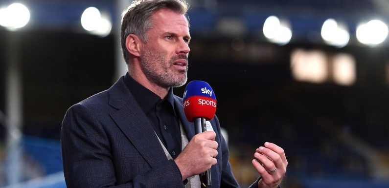 Carragher's warning to Liverpool over 'inconceivable' January transfer plan