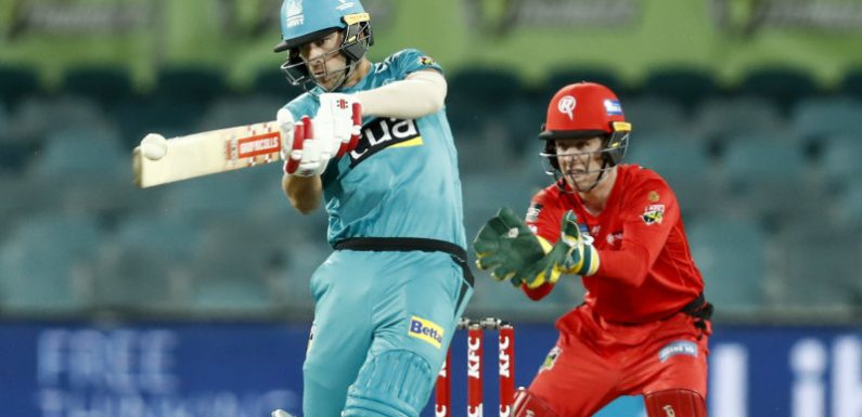 Joe Burns' cool head saves Heat, sends Renegades to another loss