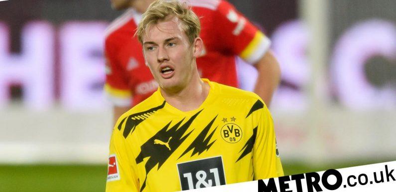 Borussia Dortmund make decision on Julian Brandt amid Arsenal transfer interest