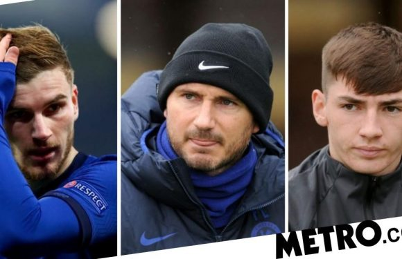 The team Frank Lampard should pick to kick-start Chelsea's season