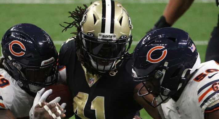 New Orleans Saints' Alvin Kamara enjoyed his 'bye week' due to COVID-19 quarantine