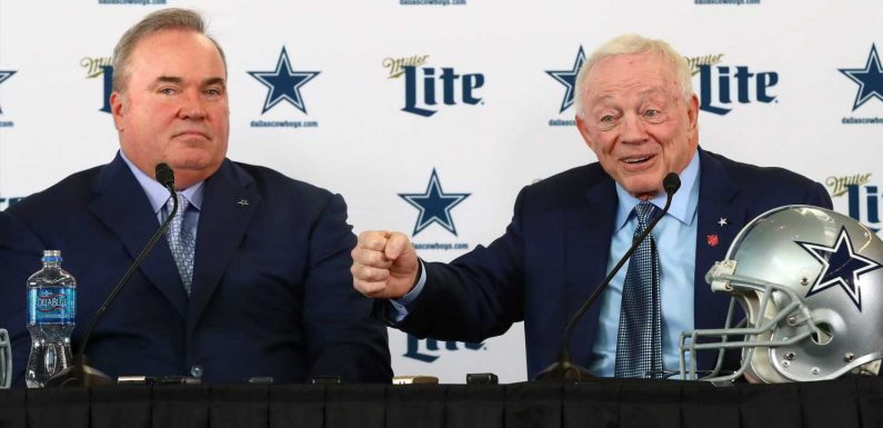 Five flaws that doomed 2020 Cowboys — and how Jerry Jones and Mike McCarthy can fix them