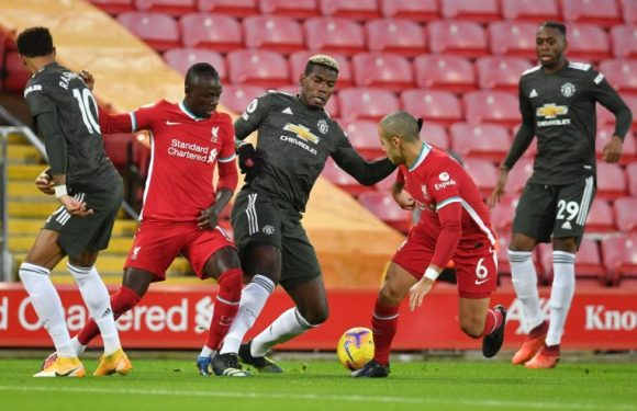 Football: Manchester United stay top as Alisson salvages stalemate for Liverpool