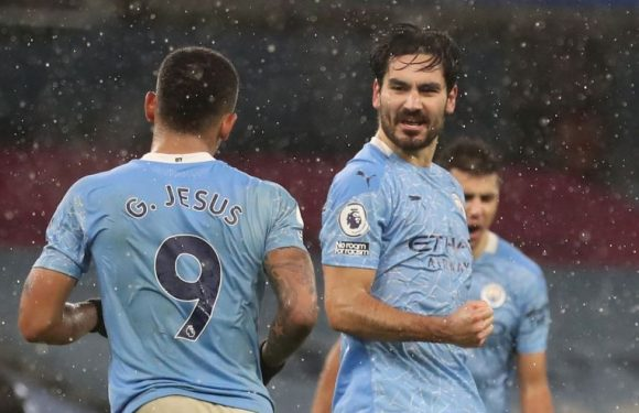 Football: Man City go top after win over Villa