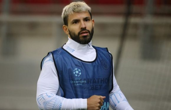 Football: Man City's Sergio Aguero confirms Covid-19 positive test