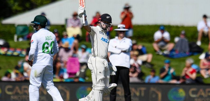 Andrew Alderson: Black Caps batsman Henry Nicholls' season of form and fortune continues