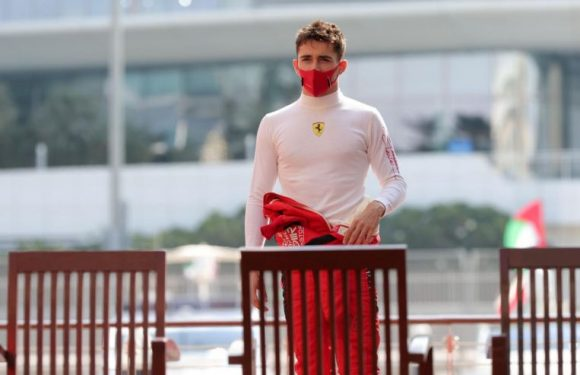 Motor racing: Ferrari's Charles Leclerc isolating after positive Covid-19 test