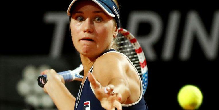 Tennis: Australian Open champ Kenin crumbles under 22nd-ranked Sakkari's power in Abu Dhabi