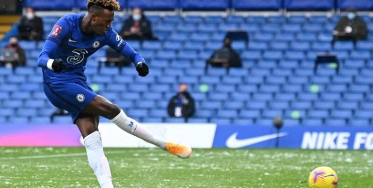 Football: Abraham treble takes Chelsea past Luton into FA Cup fifth round